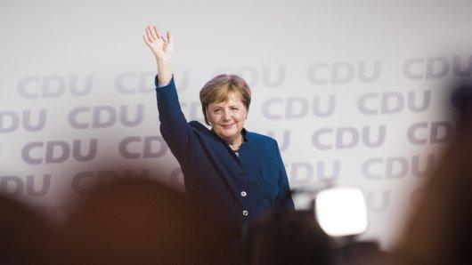 Bundeskanzlerin Angela Merkel verabschiedete sich heute von ihren 2,5 Millionen Facebook-Fans. (Symbolfoto)