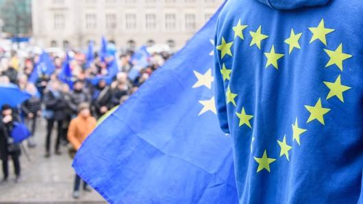 Europawahl 2019: Das sagt die aktuelle Umfrage voraus.