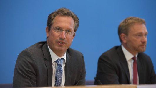 FDP-Politiker Stephan-Thomae hat eine ganz eigene Haltung zu Islamisten.
