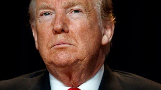 Donald Trump steht aktuell wegen seines Terminkalenders in der Kritik.