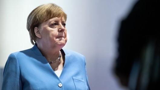 Angela Merkel ist nach ihren Zitteranfällen gut in Osaka zum G20-Gipfel angekommen.