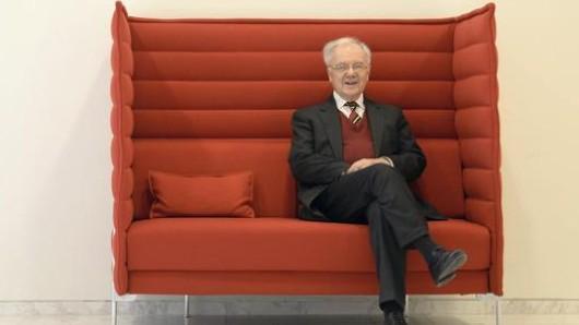 Manfred Stolpe, (SPD), ist am Sonntag verstorben.