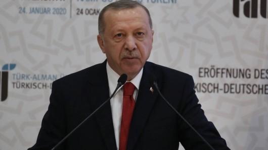 Der türkische Staatspräsident Recep Tayyip Erdogan hat mit sinkenden Umfragewerten zu kämpfen.