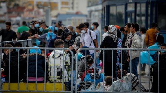 Eine Studie zeigt: Deutschland wurde bei der Zahl der Asylanträge von Spanien überholt.