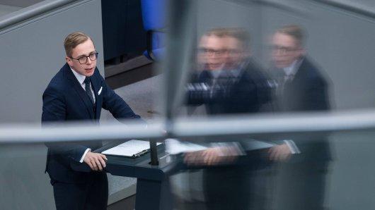 Dem CDU-Politiker Philipp Amthor wurde Käuflichkeit vorgeworfen.
