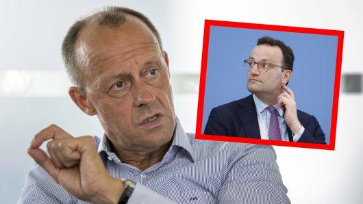 Friedrich Merz polarisiert mit einer Aussage über einen möglichen homosexuellen Kanzler – Jens Spahn reagiert kühl. (Symbolfoto)
