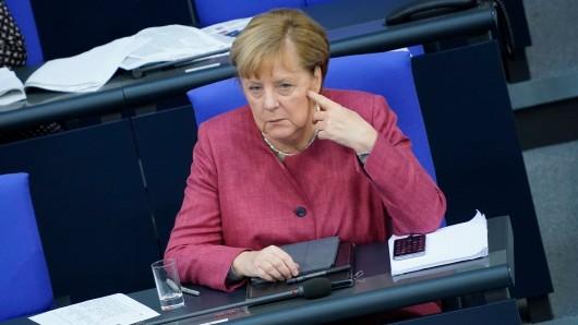 Das brisante Buch des Ex-BND-Chefs dürfte Angela Merkel nicht gefallen.