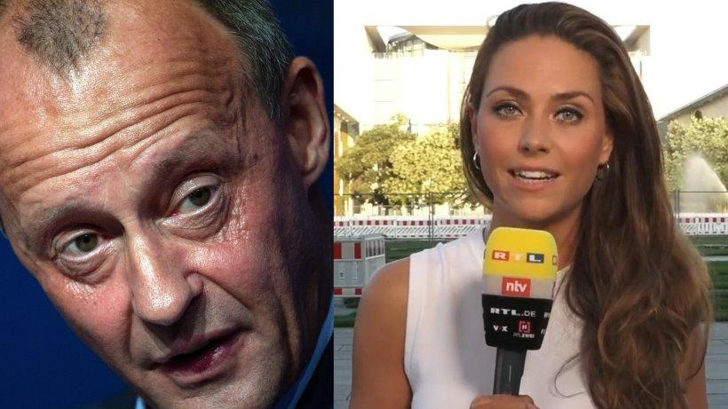 Friedrich Merz: RTL-Reporterin besucht ihn daheim im Sauerland – danach lästert sie