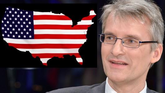 USA-Experte Elmar Theßen, Leiter des ZDF-Studios in Washington mit Einschätzungen vor der Wahl Trump vs. Biden.
