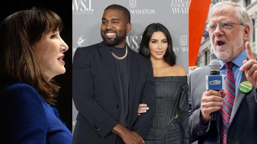 Jo Jorgensen, Kayne West und Howie Hawkins treten bei der US-Wahl 2020 als Präsidentschaftskandidaten an.