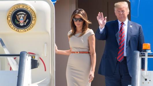 Macht Donald Trump wirklich den Abflug und verlässt die USA bei einer Wahlniederlage?