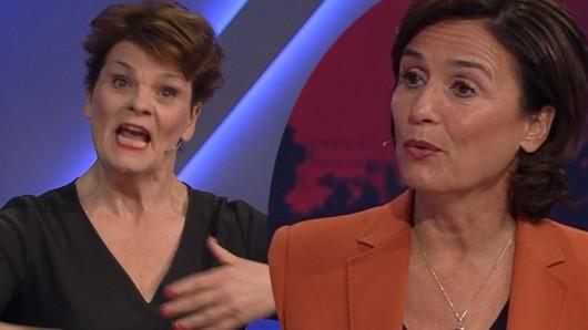 Es wurde emotional bei der Diskussion zur US-Wahl bei Sandra Maischberger.