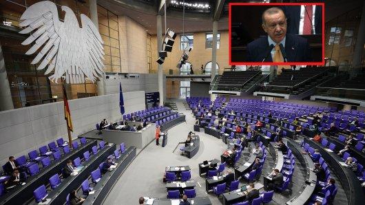 Bundestag: Ein Verbot dieser Organisation würde Erdogan wohl nicht gefallen. (Symbolbild)