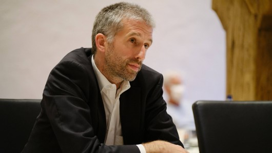 Boris Palmer (Bündnis 90/Die Grünen): Oberbürgermeister von Tübingen mischt sich immer wieder in bundespolitische Debatten ein.