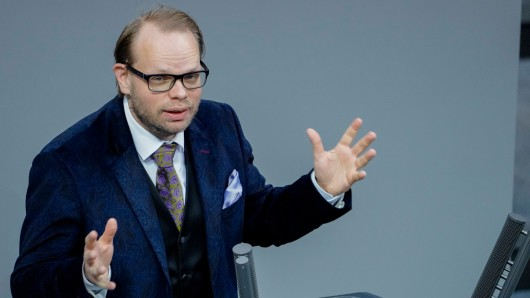 Der SPD-Bundestagsabgeordnete Helge Lindh.
