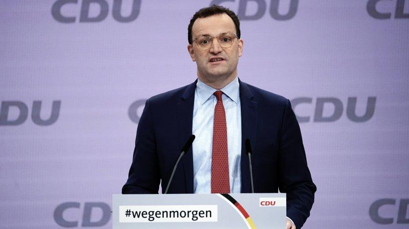 """Jens Spahn: Nach Peinlich-Auftritt – jetzt bittet er um Verzeihung: """"Ich sehe im Nachhinein ein"""""""
