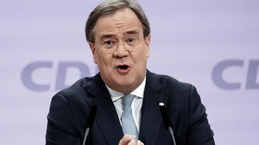 Auf dem Parteitag hat er gewonnen: Armin Laschet. Muss er noch die Briefwahl fürchten?