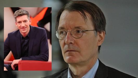 """Karl Lauterbach war zu Gast bei Steffen Hallaschka in dessen Sendung """"Stern TV""""."""
