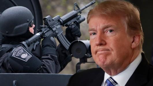 Droht politischer Terror in den USA?