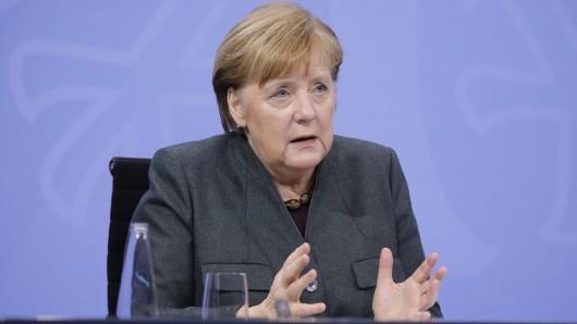 Wann gibt es die Pressekonferenz mit Angela Merkel nach dem Corona-Gipfel?