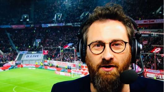 Robert Robby Hunke ist bekannt als Sportreporter für die ARD-Sportschau, und die Sender DAZN und Eurosport.