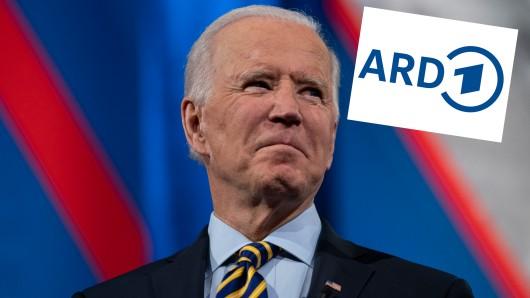 Joe Biden kriegt ein ARD-Extra am Freitagabend.
