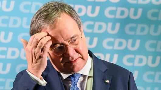 Ein vermasselter CDU-Post.