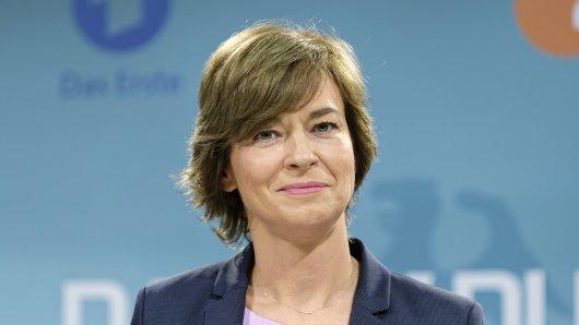 Maybritt Illner: Seit 1992 ist sie beim ZDF. (Archivbild)
