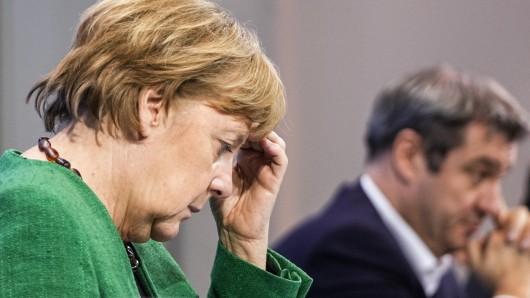 Angela Merkel musste ihren Fehler bei der Osterruhe eingestehen. Doch wie reagiert die Politik nun auf die 3. Corona-Welle?