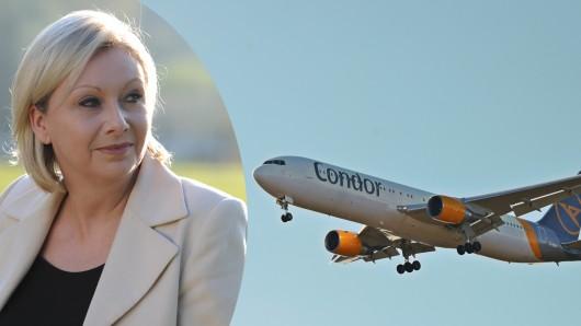 Die CDU-Bundestagsabgeordnete Karin Strenz ist auf dem Flug von Kuba nach Deutschland verstorben.