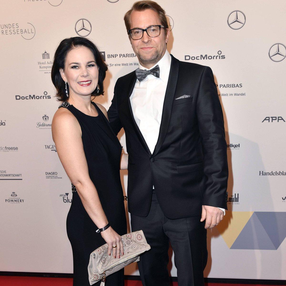 Annalena Baerbock Privat Ehemann Kinder Und Fussball Leidenschaft Derwesten De