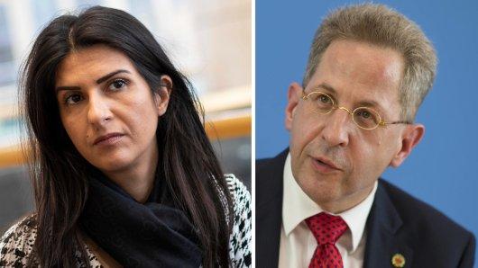 Wut in der CDU über die Nominierung von Ex-Verfassungschef Maaßen für den Bundestag. Auch die Laschet-Vertraute Serap Güler ist fassungslos über ihre eigenen Parteifreunde.