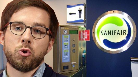 Kritisiert Sanifair: Der Linken-Abgeordnete Victor Perli.