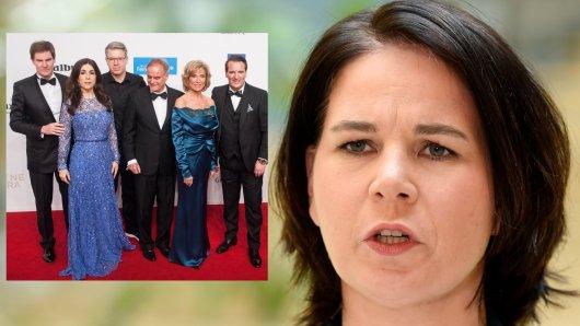 """Ein bekanntes Jury-Mitglied aus der Vox-Show """"Die Höhle der Löwen"""" will mit einer Großspende Annalena Baerbock und die Grünen stoppen."""