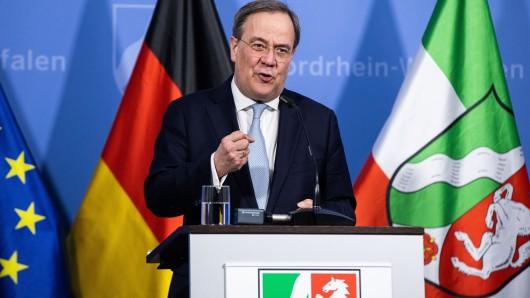 Armin Laschet will auch bei einer Niederlage bei der Bundestagswahl nicht mehr NRW-Ministerpräsident bleiben.