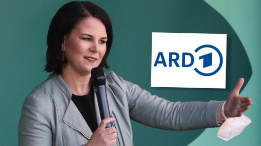 Annalena Baerbock: Sondersendung mit ihr am Donnerstagabend.