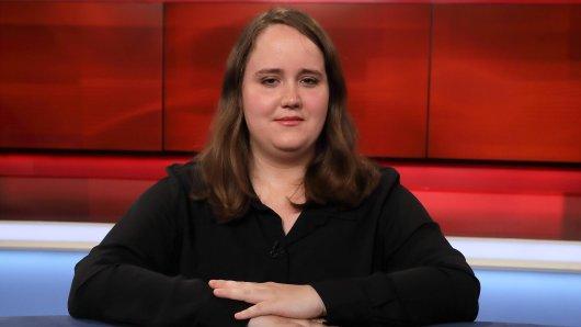 """Nach ihrem """"Hart aber fair""""-Auftritt wird Grünen-Politikern Ricarda Lang auf abscheuliche Weise im Netz angefeindet."""