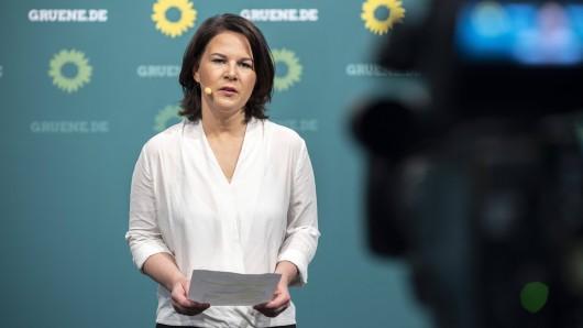 Annalena Baerbock, Spitzenkandidatin der Grünen