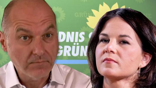 Politik-Insider Frank Stauss spekuliert im ZDF-heute-journal über den Wahlkampf der Grünen.