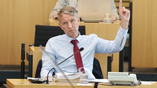 Björn Höcke will in Thüringen an die Macht.