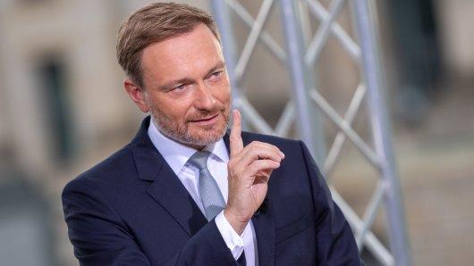 Bundestagswahl 2021: FDP-Chef Christian Lindner hat einen klaren Kanzler-Favoriten.