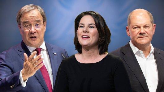 Die Bundestagswahl rückt näher – doch weder CDU, noch die Grünen oder die SPD kann sich sicher sein. (Symbolfoto)