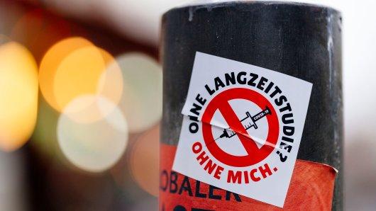 Arbeitslosen Imfgegnern geht es in Österreich an den Kragen.