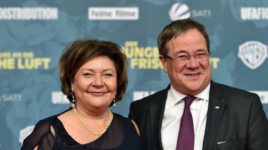 Seit 1985 sind Armin Laschet und Susanne Laschet verheiratet. (Archivbild)