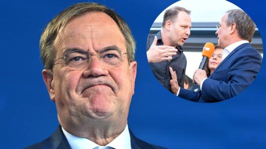 Der neue Wahlspot von Armin Laschet sorgt für Empörung.