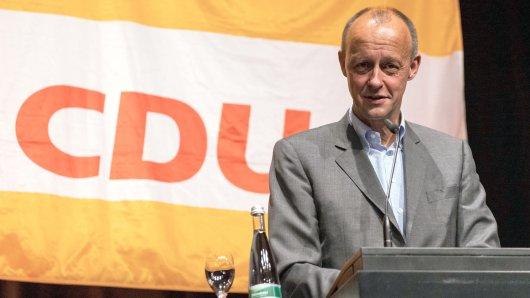 Friedrich Merz hat einen skurrilen Wahlwerbespot veröffentlicht. (Archivbild)