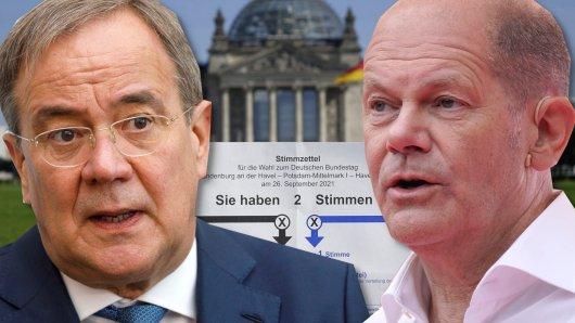Wer wird Nachfolger von Angela Merkel: Olaf Scholz oder Armin Laschet?