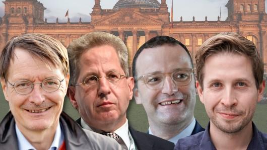 Bundestagswahl: So ging es in den Wahlkreisen der Promis aus.