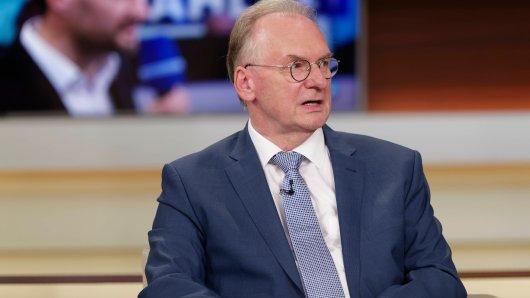 CDU-Politiker Rainer Haseloff wurde bei Anne Will deutlich.
