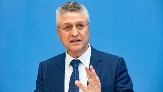 FDP und Grüne kritisieren RKI-Chef Lothar Heinz Wieler.